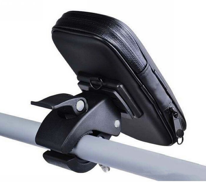 "2015 New Roswheel 4.5"" 4.8"" 5.7"" Cycling Bicycle Bike Touchscreen Phone Case Pouch Quick Release Handlebar Bag Bike Accessories(China (Mainland))"