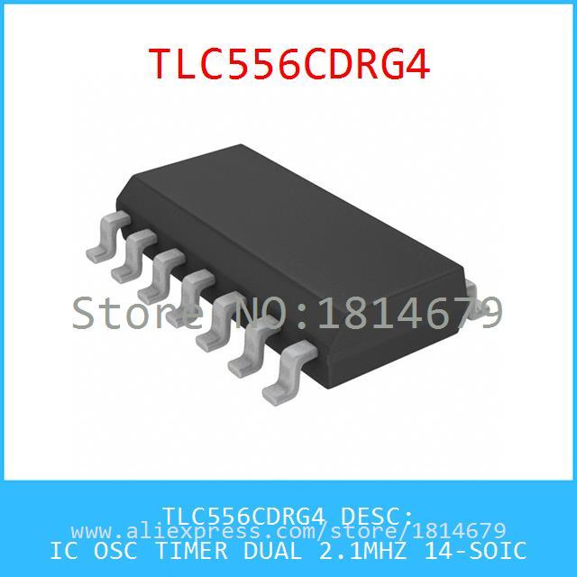 схемы TLC556CDRG4 IC OSC