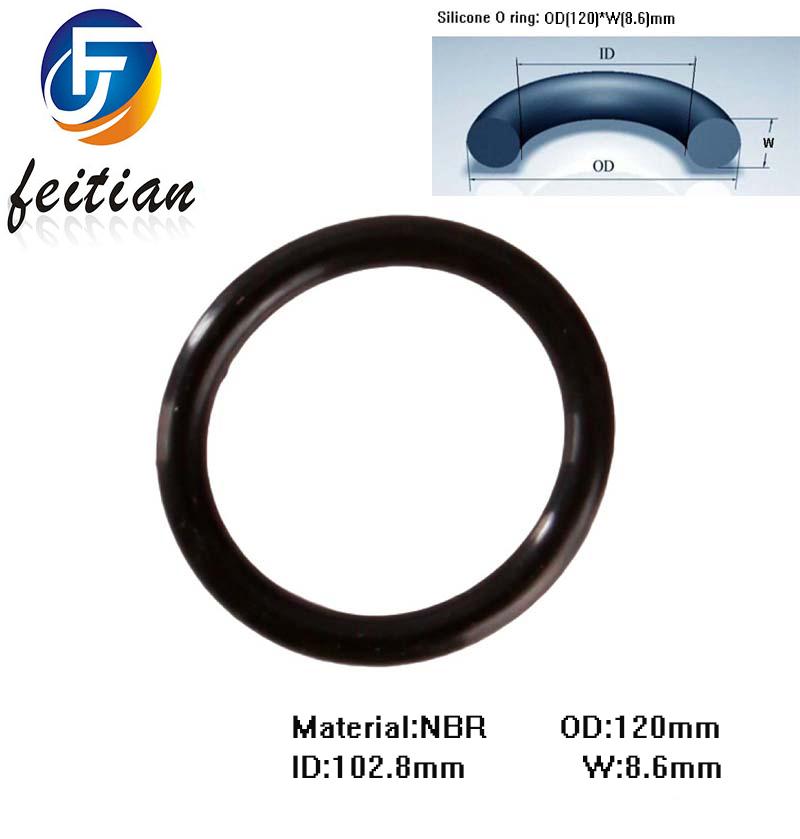 20piece 120mm black nbr o rings consumer use o ring gasket. Black Bedroom Furniture Sets. Home Design Ideas
