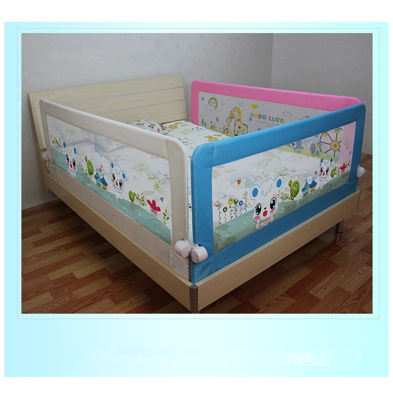 Foldable Metal Baby Bed Safety Rail 200*68cm(China (Mainland))