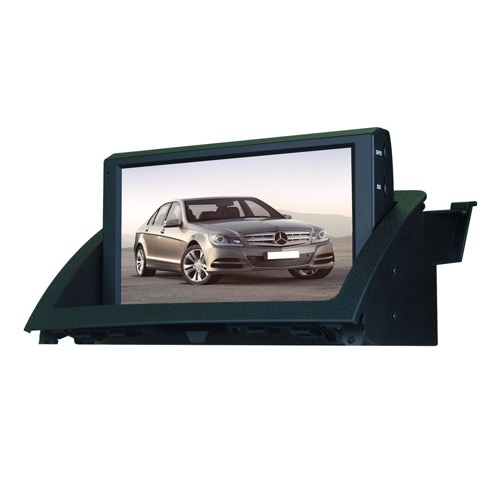 Car radio stereo dvd for mercedes benz c class w204 gps for Mercedes benz car radio repair