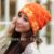 2014 New style winter and spring leaves cap female acrylic han fashion cap 5color 1pcs