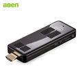 Bben Mini PC Windows 10 Barebone Computer TV Box Intel Core Z8300 Quad Core wifi HDMI