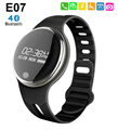 Hot E07 Bluetooth Smart Bracelet IP67 Waterproof Pedometer Fitness Tracker Sport Smartband for iPhone 5s 6s