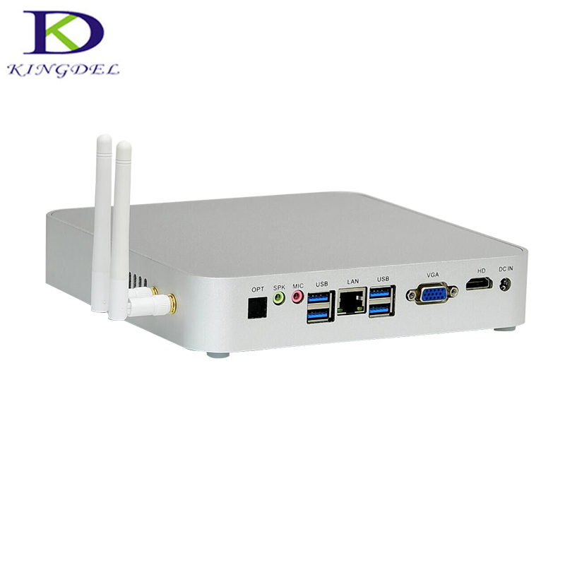 Best selling Mini barebone PC Core i5 4260U dual core with small fan,Intel HD Graphics 5000,HDMI,VGA,USB 3.0,WIFI,TV Box,Nettop(China (Mainland))