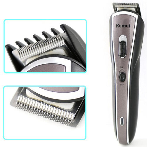 2015 tops electric kemei beard trimmer for men professional hair clippers and trimmers cutting. Black Bedroom Furniture Sets. Home Design Ideas