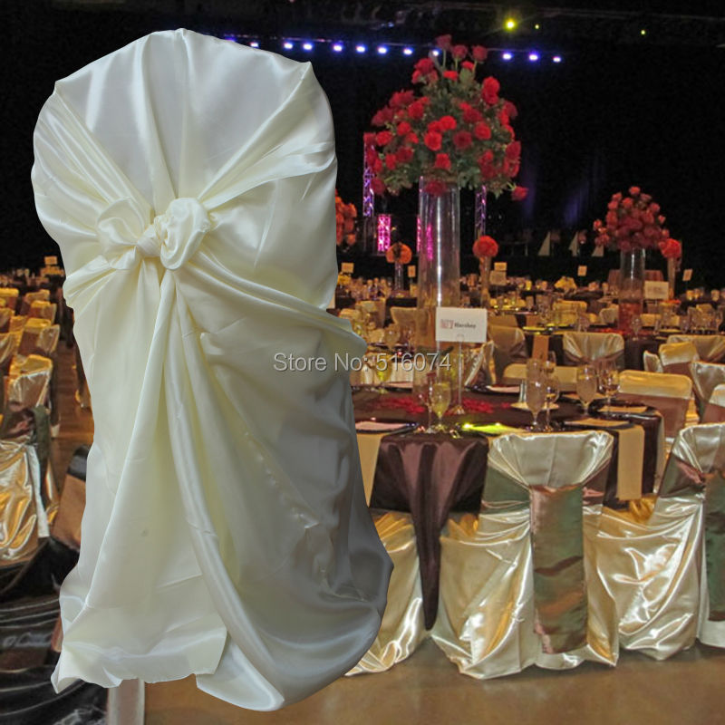 online get cheap ivory wedding chair covers alibaba