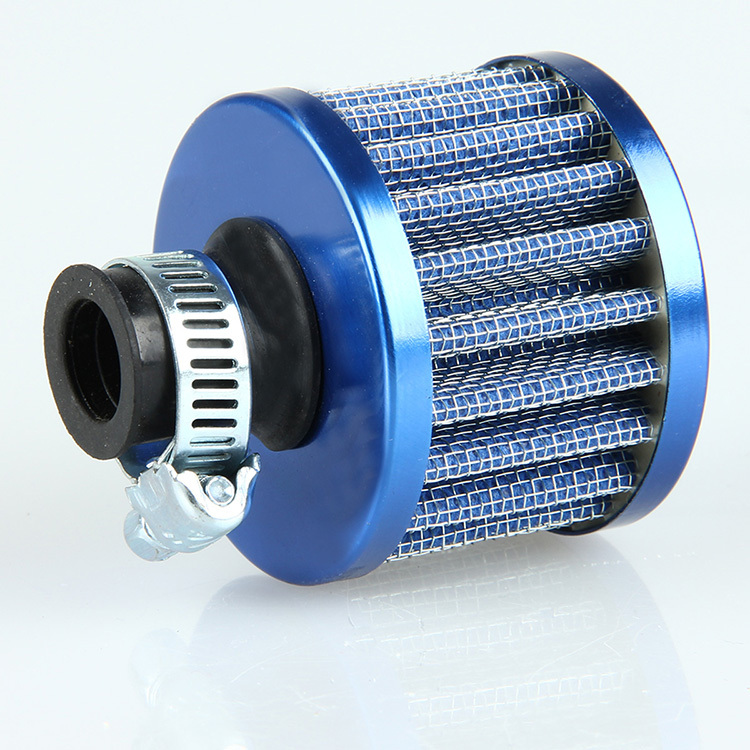 Truck Air Filter : Aluminum vehicle suv truck car air filter dual funnel