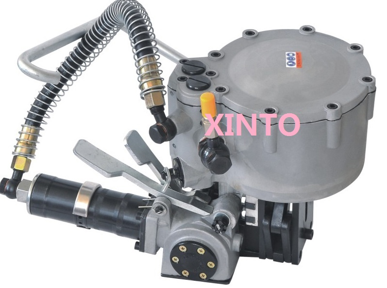 19MM 32MM All-in-one pneumatic packing device, portable pneumatic packer, portable air impact packer packing machine tool(China (Mainland))