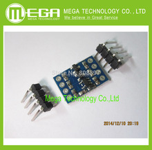 Buy 10PCS/lot IIC I2C Logic Level Converter Bi-Directional Module 5V 3.3V Arduino for $3.00 in AliExpress store
