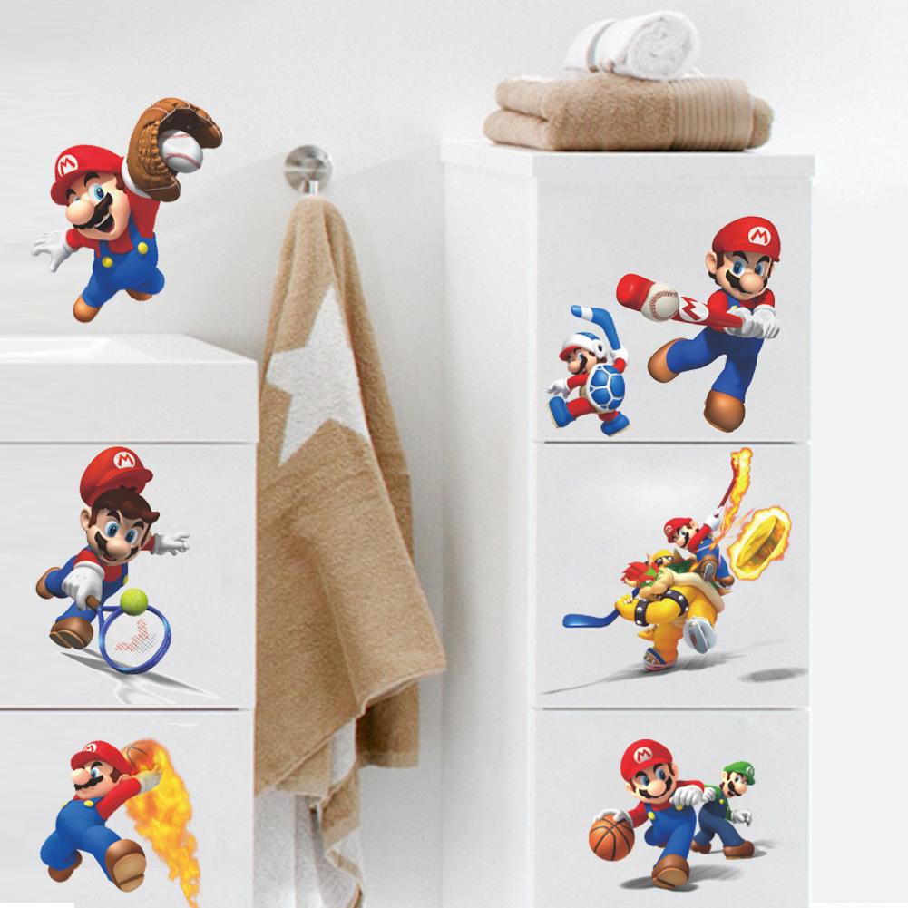 Super Mario Bedroom Super Mario Bedroom Decor Kpphotographydesigncom