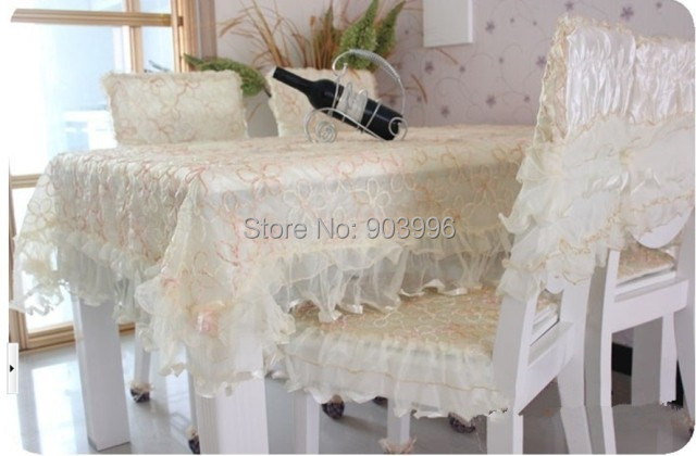 Free shipping NN#72 Pale yellow table runner Rectangular linen mat coffee table cloth chair cover fabric lace table coverings(China (Mainland))