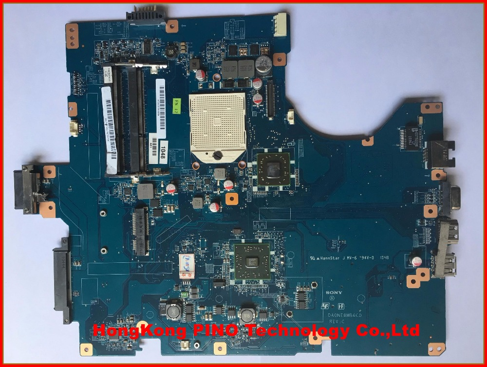 original motherboard for Sony VPC EF motherboard DA0NE8MB6C0 A1784745A S1 mainboard 100% tested good warranty fast ship(China (Mainland))