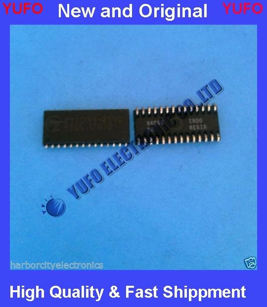 Free Shipping CY7C199-25VC CYPRESS SRAM Chip Async Single 5V 256K-Bit 32K X 8 25ns 28 PIN SOJ(China (Mainland))