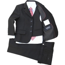 5 pieces communion suits for boys clothing set 2015 autumn new arrivals birthday formals clothes Gentleman  size 7 8 9 10 11 12(China (Mainland))
