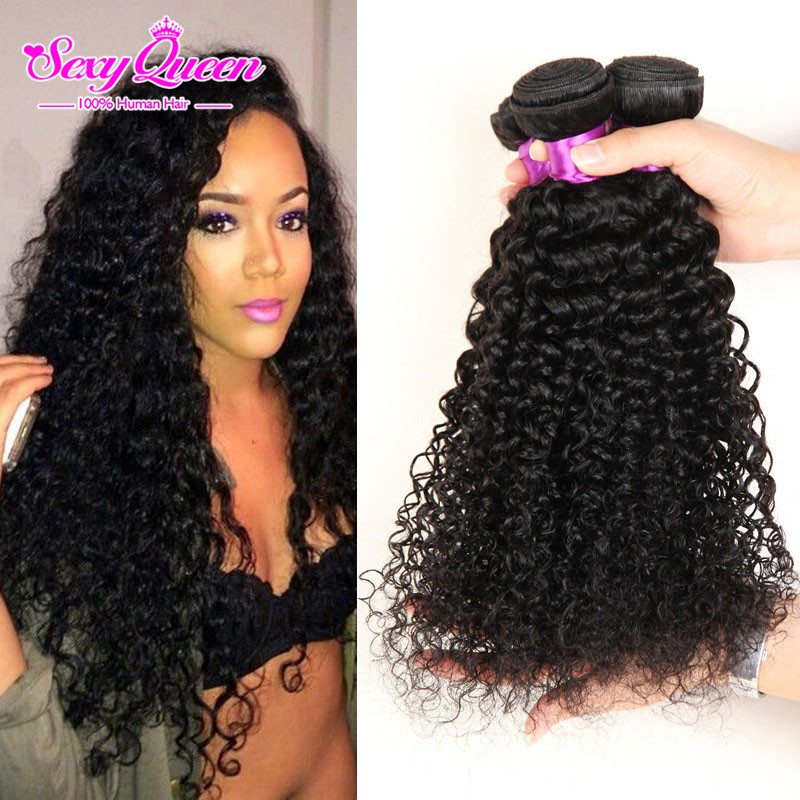 Rosa 7A Brazilian Kinky Curly Virgin Hair 3pcs lot Wet And Wavy Virgin Brazilian Hair Luxury Queen Brazilian Curly Virgin Hair(China (Mainland))