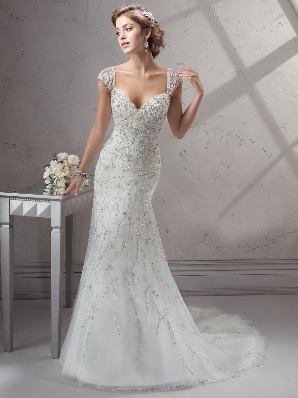 Long Sleeve Wedding Dresses Kleinfeld