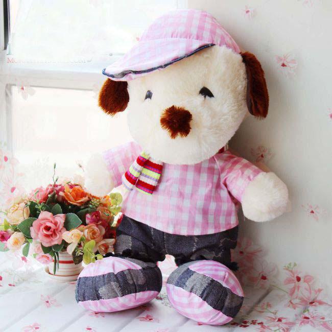 Freeshipping Christmas gift 60cm snoopy plush toys soft doll(China (Mainland))