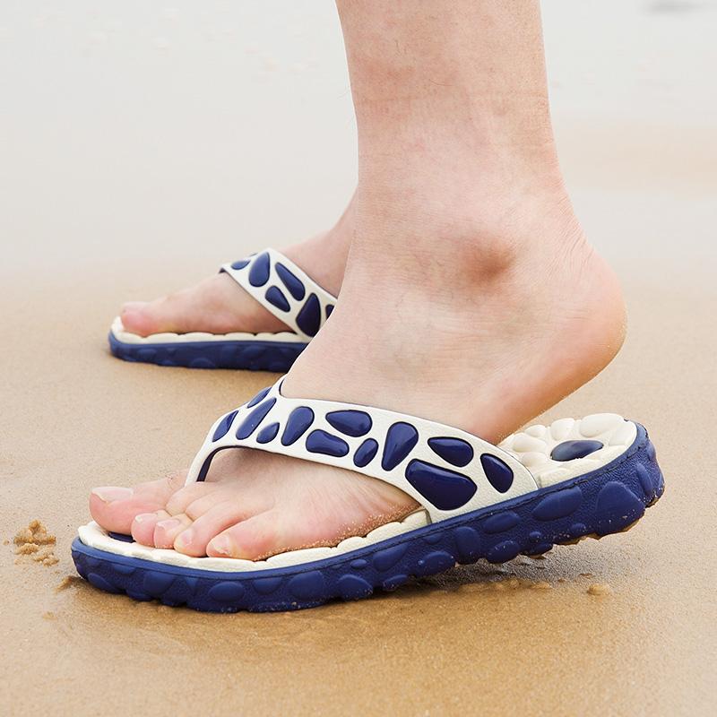 2016 men summer fashion flip flops shoes male sandals slip-resistant flip sandals shoes summer sandalias