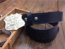 Cowhide Genuine Leather Belts For Men High Quality Designer Belts Men Strap Male Pin Buckle Vintage Jeans Cowboy Cintos008(China (Mainland))