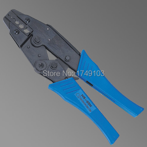 FREE SHIPPING 9 Ratchet crimping plier HS-05H (European style) for Coaxial cable TOOL<br><br>Aliexpress
