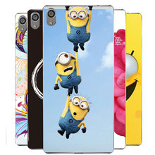Buy Phone Cases Sony Xperia C6, Top Cartoon Pattern Painting Plastic Hard PC Cover Case Sony Xperia C6 for $3.43 in AliExpress store