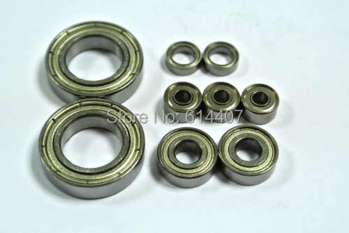 Free Shipping Supply high grade RC Bearing for TRINITY(CAR) SWITCH BLADE 12(China (Mainland))