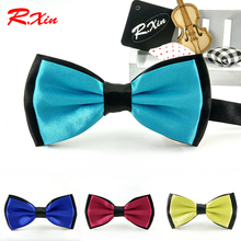 New 2016  Fashion Brand Tie Formal commercial Bow Tie male married bowtie Cravat decoration Ties for men Butterfly Bow ties(China (Mainland))