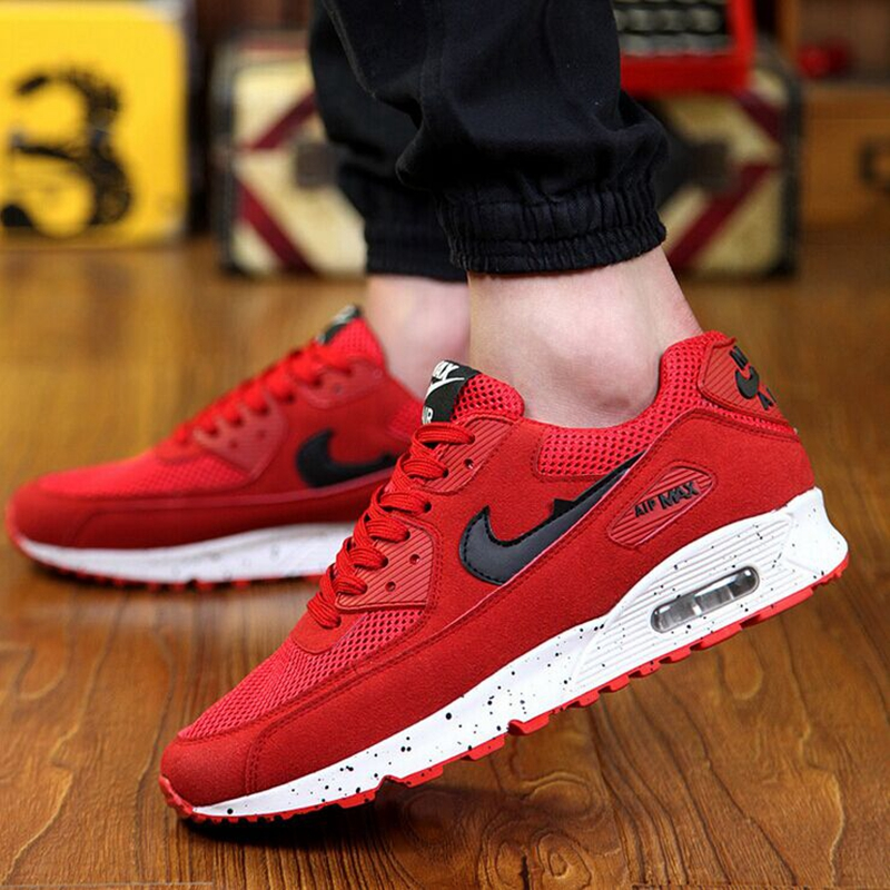 New Arrival fashion 90 87 shoes Zapatos hombre masculino men original top quality breathable trainers Running  jogging shoes<br><br>Aliexpress