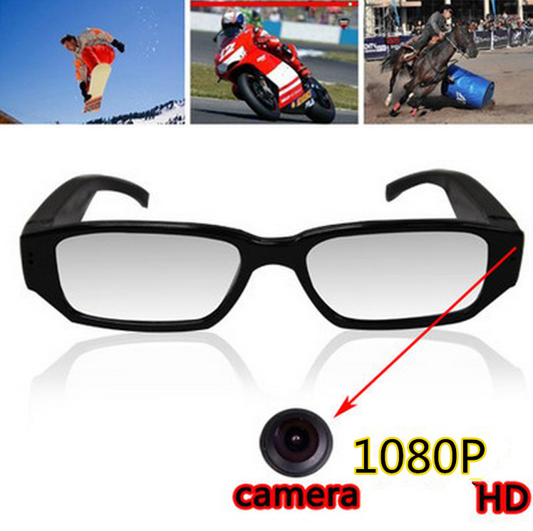 1080p Clear Fashion Glasses Camera Hot sale HD P Clear
