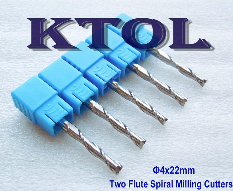 Комплектующие к инструментам KTOL 4x22mm 2 /cnc , KT2LX4-4022