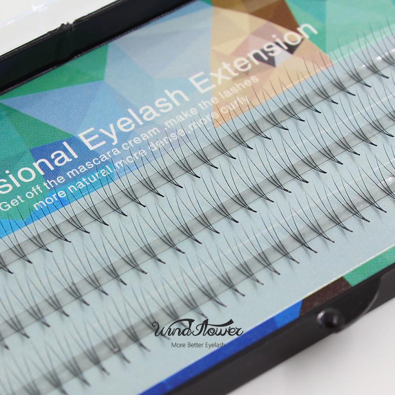 Eyelash extensions take a new