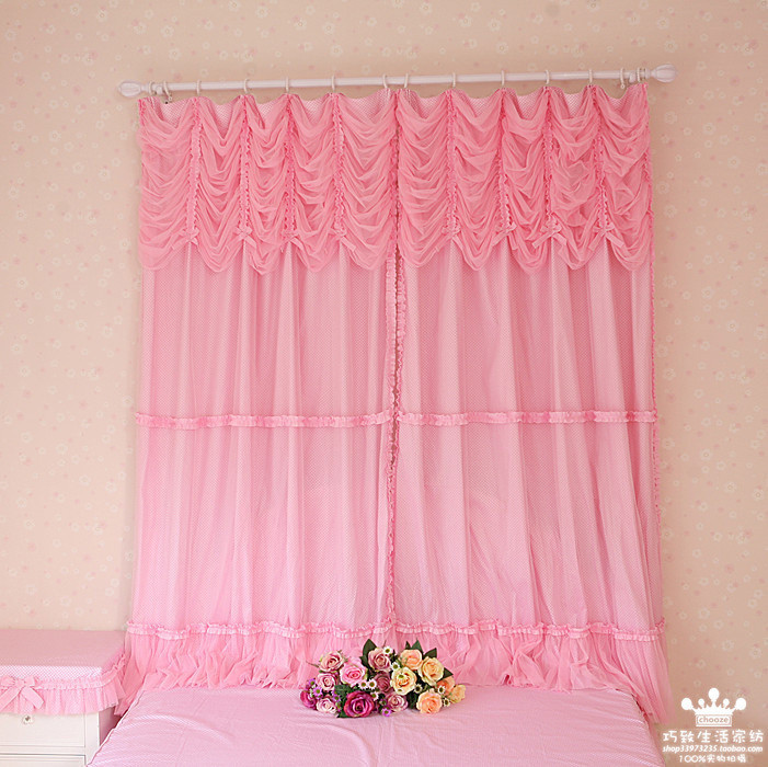 Popular Pink Polka Dot Curtains Buy Cheap Pink Polka Dot