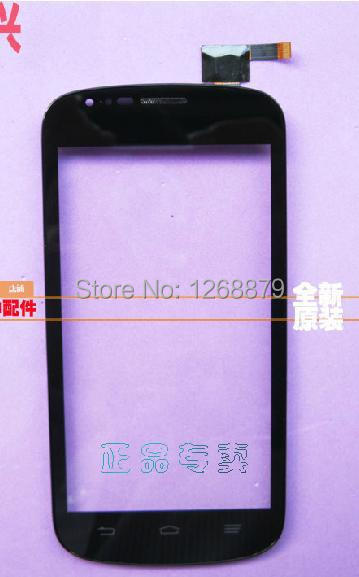 New Arrival a light touch screen digital glass repair replacement ZTE N909D new free shipping(China (Mainland))