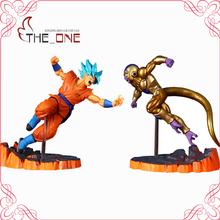 15 cm 6″ Cartoon Dragon Ball Z Goku VS Frieza PVC Anime Action Figure Toys Kids Adult Collection Show Model Gift P018