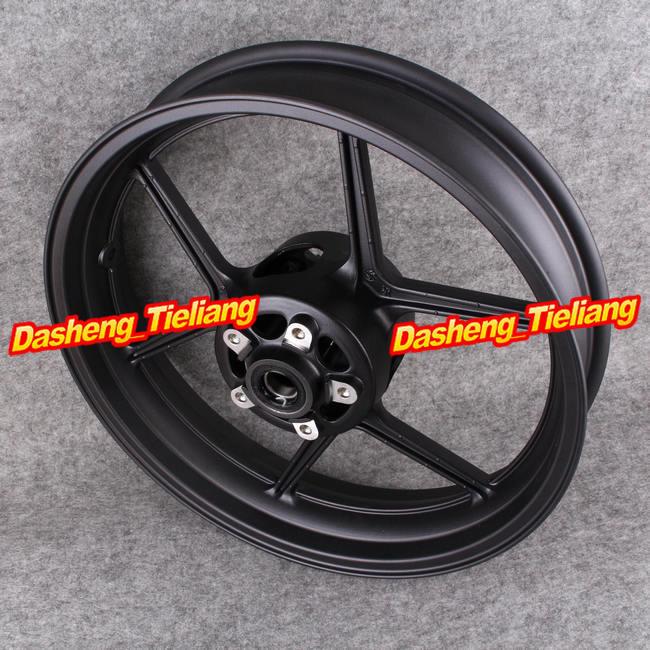 Motorcycle Front Wheel Rim For Kawasaki Ninja ZX10R 2006-2009 & ZX6R 2005 2006 2007 2008 2009 2010 2011 2012(China (Mainland))