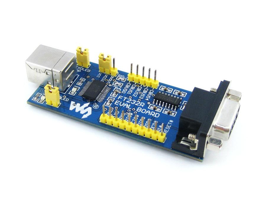 10PCS Ft232 module ft232rl usb to serial usb ttl telecommunication module development board learning board(China (Mainland))