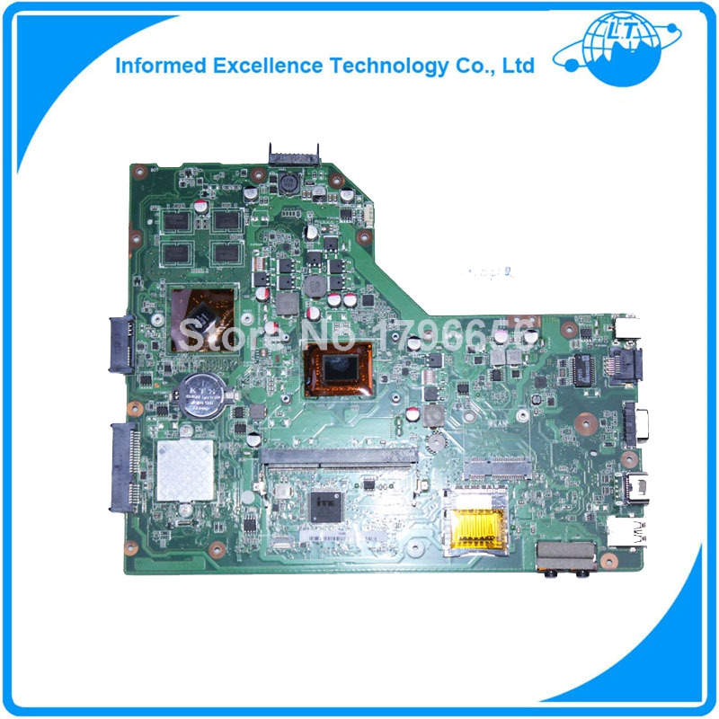 K54HR X54H K54L k54ly Laptop Motherboard For ASUS for i3 CPU Full tested ok 6 Months Warranty(China (Mainland))