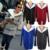 2015 Korea Women Hoodies Coat Warm Zip Up Outerwear Sweatshirts 5 Colors free shipping 34