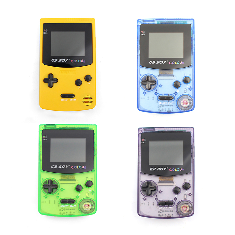 """Kong Feng GB Boy Classic Color Colour Handheld Game Console 2.7"""" Game Player with Backlit 66 Built-in Games(China (Mainland))"""