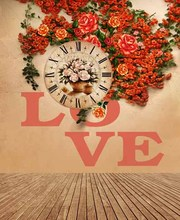 Custom Valentine Backdrops Photography Foile De Fond Studio Photo Backgrounds Vinyl Backdrops For Photography