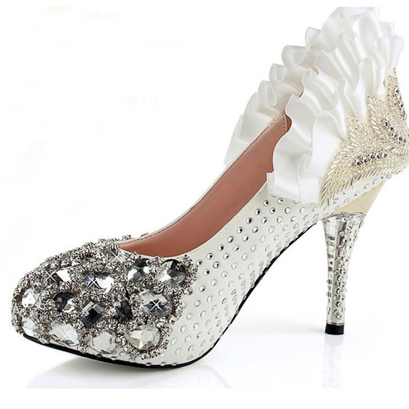 Dress shoes christmas party prom shoes in women s pumps from shoes on