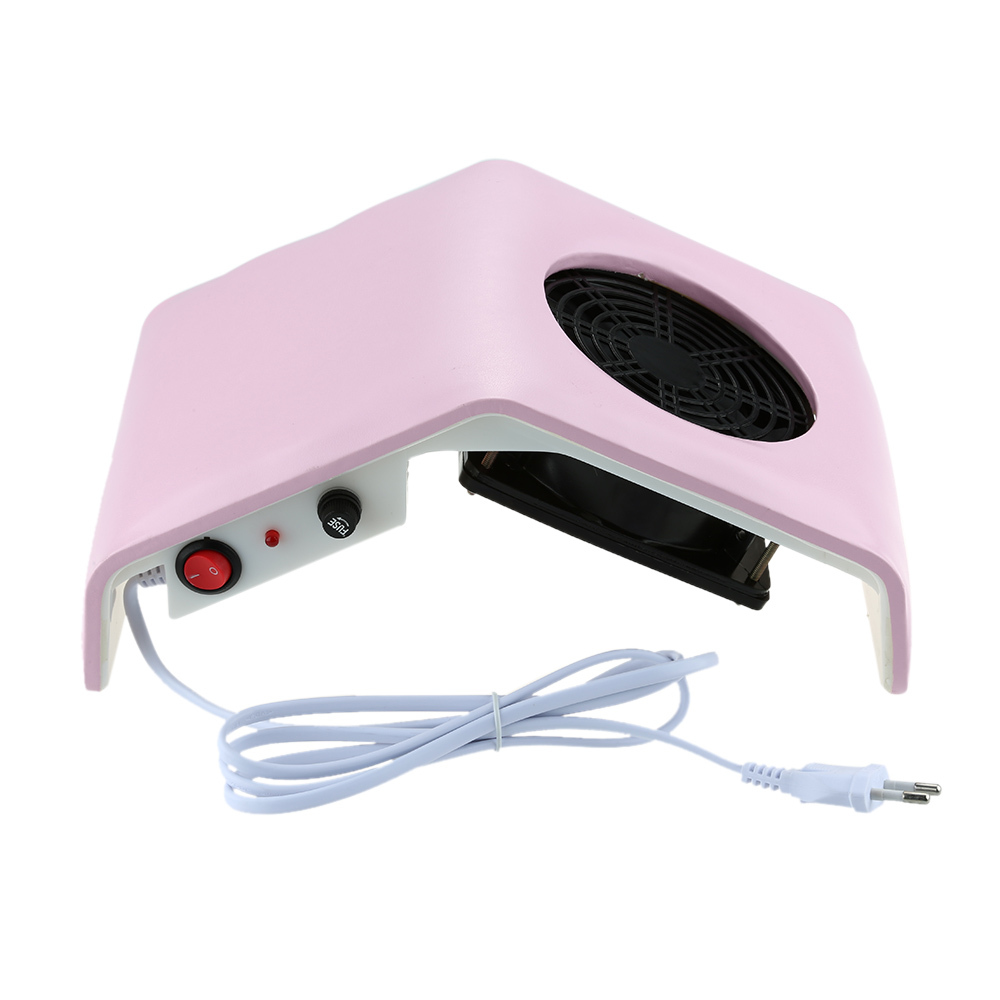 220V Nail Fan Art Salon Suction Dust Collector Machine Vacuum Cleaner Salon Tool Acrylic UV Gel Machine Nail Dust Collector(China (Mainland))
