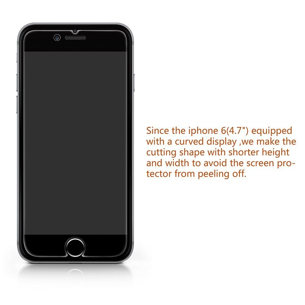 how to cut a screen protector to size