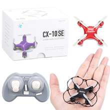 Buy Cheerson CX-10SE Dron Mini Drones 2.4G 6 Axis Quadrocopter Eachine Quadcopter Toys Rc Helicopter Helicoptero de controle remoto for $21.05 in AliExpress store