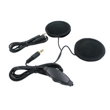Motorbike Motorcycle Helmet Headset Speakers Earphone Headphone for MP3 MP4 GPS Cellphone Mobilephone