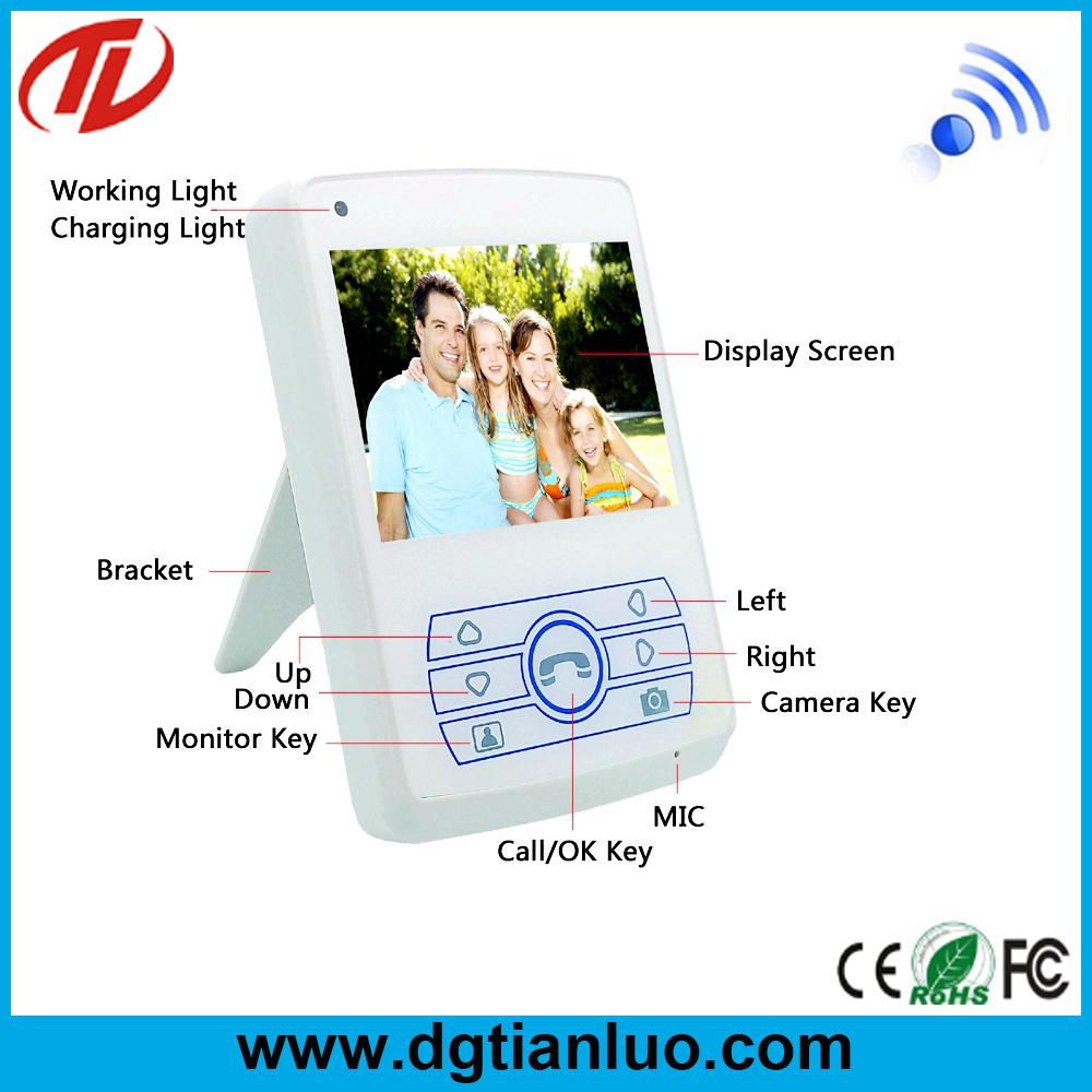 apartment intercom system wireless(China (Mainland))