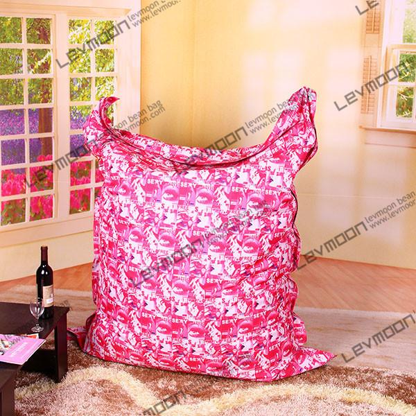 Фотография FREE SHIPPING fashion bean bag sofa water proof bean bag cover 140*180cm red eye bean bag chair outdoor bean bag retail