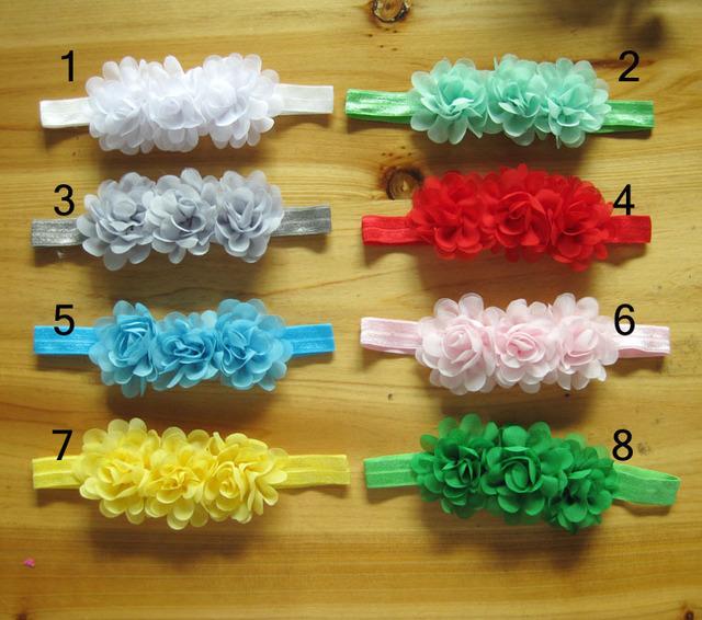 Детские ободки головные уборы дети цветов малыш девушки повязка на голову клипы Hairband ...