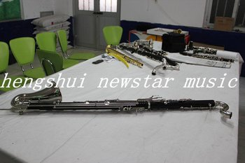 Bass Clarinet HCL-106-R-1 sells at retail
